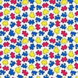 Abstract seamless pattern Stock Photos