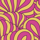 Abstract seamless pattern. Vector abstract various seamless pattern Royalty Free Stock Photography