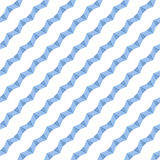 Abstract seamless pattern,  waves. Royalty Free Stock Photography