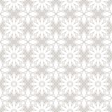 Abstract seamless pattern in vegetable in style. Floral motifs. Royalty Free Stock Photo