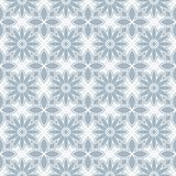 Abstract seamless pattern in vegetable in style. Floral motifs. Stock Image