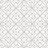 Abstract seamless pattern in vegetable in style. The orderly grid of shapes. Royalty Free Stock Photos