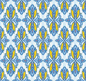 Abstract seamless pattern in victorian style Royalty Free Stock Photos