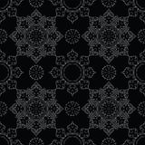 Abstract Seamless Pattern. Vintage Ornament Pattern. Islamic, Ar Stock Photo