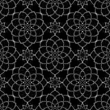 Abstract Seamless Pattern. Vintage Ornament Pattern. Islamic, Ar Royalty Free Stock Photo