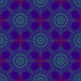 Abstract Seamless Pattern. Vintage Ornament Pattern. Islamic, Ar Royalty Free Stock Photos