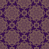 Abstract Seamless Pattern. Vintage Ornament Pattern. Islamic, Ar Stock Photography