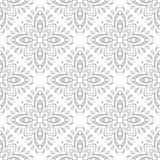 Abstract seamless pattern in vintage style. Interlocking shapes and textures. royalty free illustration