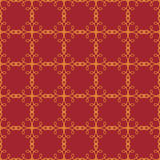 Abstract seamless pattern. Vintage texture.Wallpaper background for your design.Vector illustration Stock Photo