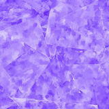 Abstract seamless pattern. Violet watercolor background. Vector illustration. Stock Photos