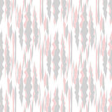 Abstract seamless pattern on white Stock Photo