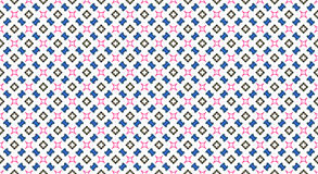 Abstract seamless pattern on white. Background. Hand made on paper. swirls and flower seamless pattern Royalty Free Stock Images