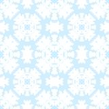 Abstract seamless pattern for your winter design Stock Photos