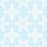 Abstract seamless pattern for your winter design Stock Photography