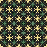Abstract seamless patterns. Royalty Free Stock Photo