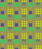 Abstract seamless patterns Stock Photo