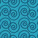 Abstract seamless patterns Stock Photos
