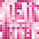 Abstract seamless. Pink. Royalty Free Stock Image