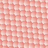 Abstract seamless red pattern for tiles Royalty Free Stock Photography