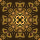 Abstract seamless repeat pattern Royalty Free Stock Image