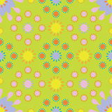 Abstract seamless repeat pattern Stock Images