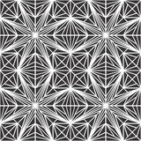 Abstract seamless repeat pattern vector illustration