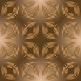 Abstract seamless retro pattern Stock Images