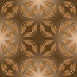 Abstract seamless retro pattern. Vector art illustration stock illustration