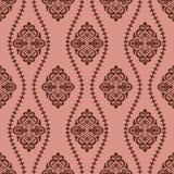 Abstract seamless retro pattern. Illustration stock illustration