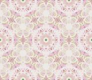 Abstract seamless retro pattern. Vector illustration royalty free illustration