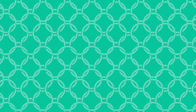 Abstract seamless rings pattern Stock Photo