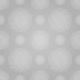 Abstract seamless spiral design pattern. Circular Stock Images