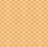 Abstract seamless squama pattern Stock Photography