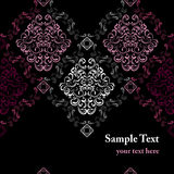 Abstract seamless stylish pattern Royalty Free Stock Images