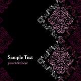 Abstract seamless stylish pattern Royalty Free Stock Photo