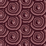 Abstract seamless swirl vintage pattern Stock Photo