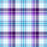 Abstract seamless tartan pattern Stock Image