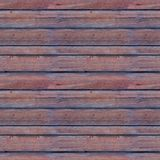 Seamless photo pattern of wooden planks. Abstract seamless texture for designers with lumber decks with corrosion and old rust stock photography