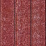 Seamless photo pattern of red wooden planks. Abstract seamless texture for designers with red panels. Surface with cracks and corrosion. Vertical top face royalty free stock photography