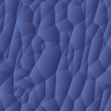 Abstract seamless texture - volumetric polygons Royalty Free Stock Images