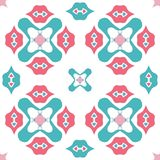 Abstract seamless tiling pattern . Endless texture for wallpaper, web page background, textile design, wrapping paper. Etc Royalty Free Stock Image