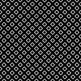 Abstract geometric seamless vector pattern Stock Image
