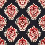 Abstract seamless vintage luxury ornament. Al vector pattern for fabric Stock Photography