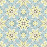 Abstract seamless vintage luxury  vector pattern Stock Photos