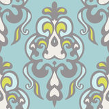 Abstract seamless vintage luxury  vector pattern Stock Images