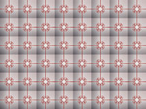 Abstract seamless vintage pattern Stock Images