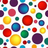 Abstract seamless vivid pattern Royalty Free Stock Photos