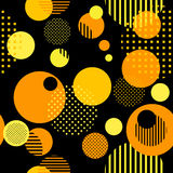 Abstract Seamless Wallpaper Royalty Free Stock Image
