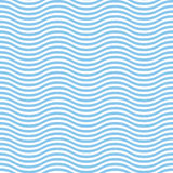 Abstract Seamless wave pattern Stock Images