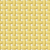 Abstract seamless weaving pattern Royalty Free Stock Images